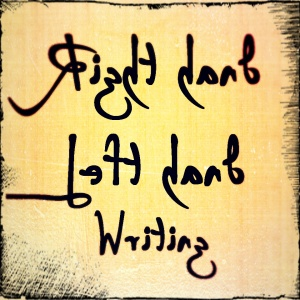 Right Hand Left Hand Writing