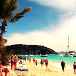 St Barts Beach People