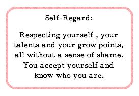 Self Regard